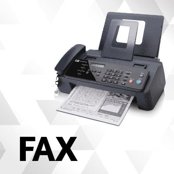 inviare e ricevere fax