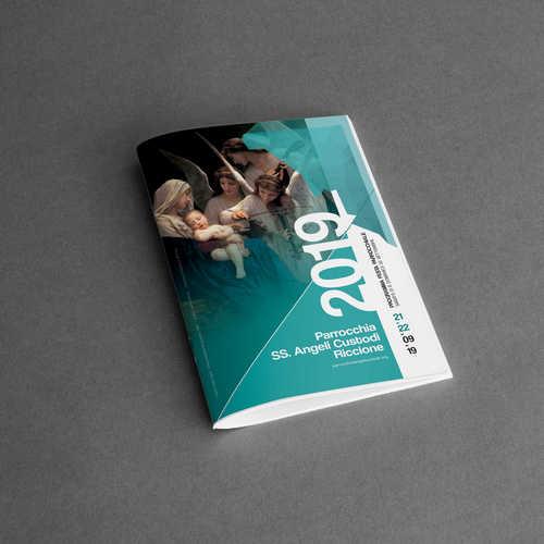 opuscolo libretto punto metallico