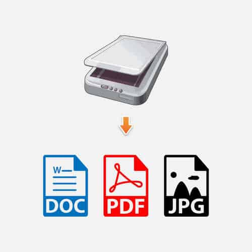 scansione documenti fino ad A3 e salvataggio su chiavetta usb invio per mail